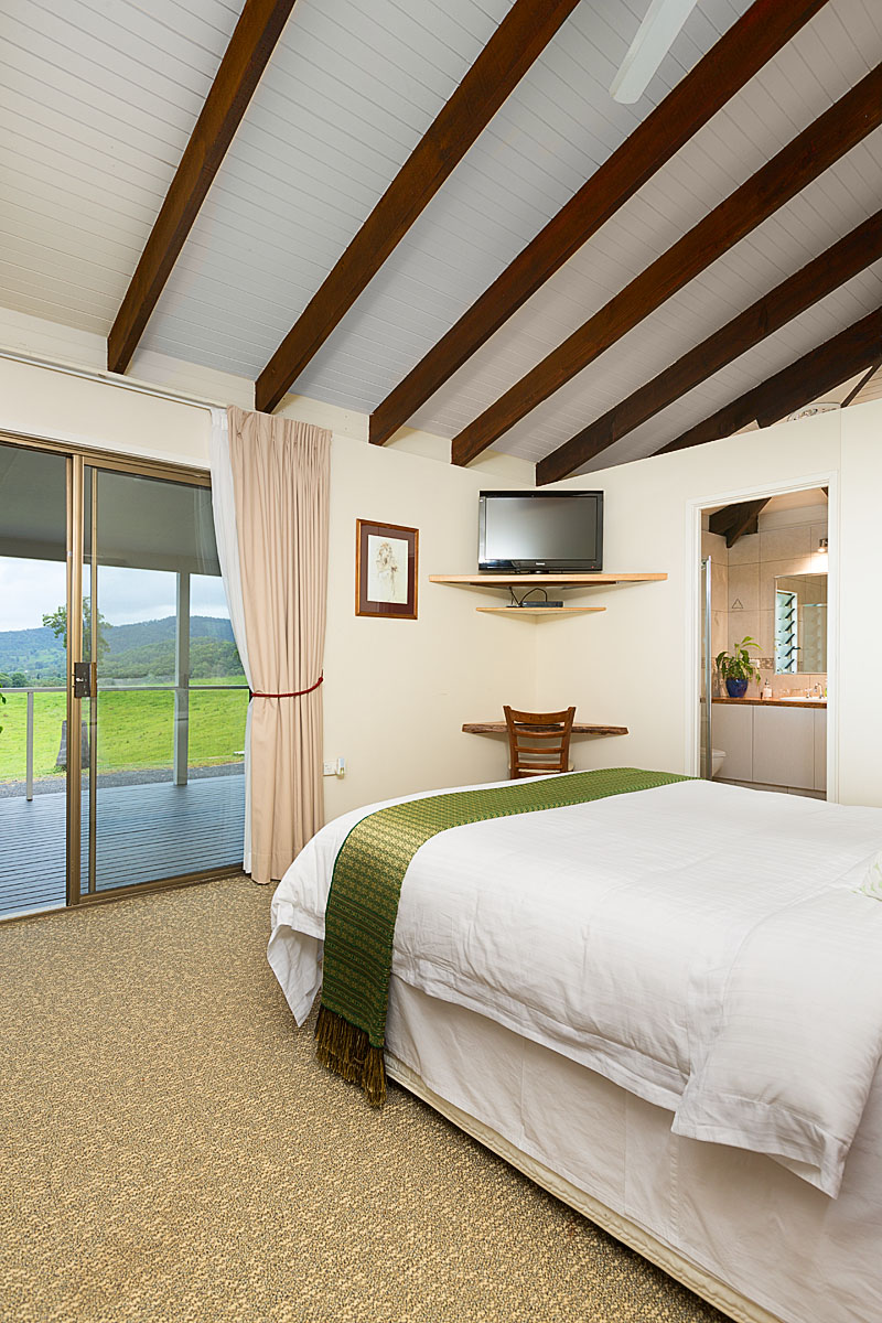 Mt Warning View Spa Room